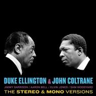 Ellington & Coltrane: The Stereo & Mono Versions (2枚組/180グラム重量盤レコード/Green Corner)