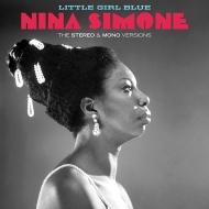 Little Girl Blue: The Stereo & Mono Versions (2枚組/180グラム重量盤レコード/Green Corner)