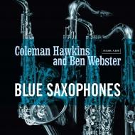 Blue Saxophones (180グラム重量盤レコード/Vinyl Passion)