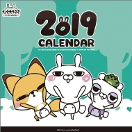 ひとえうさぎ / 2019年カレンダー