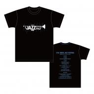 TシャツA(黒) XLサイズ / 東京JAZZ 2018