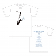 TシャツA(白) Mサイズ / 東京JAZZ 2018