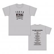 TシャツA(グレー) XLサイズ / 東京JAZZ 2018