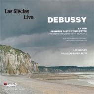 『海』、管弦楽組曲第1番 フランソワ=グザヴィエ・ロト&レ・シエクル