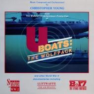 U-BOATS ウルフパック オリジナルサウンドトラック (アナログレコード)