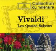 Four Seasons: Kremer(Vn)Abbado / Lso +flute Concerto: Gallois(Fl)