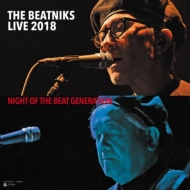 THE BEATNIKS Live 2018 NIGHT OF THE BEAT GENERATION【2018 レコードの日 限定盤】 (2枚組アナログレコード)