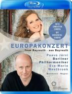 ベートーヴェン:交響曲第4番、ワーグナー:ヴェーゼンドンク歌曲集、他 パーヴォ・ヤルヴィ&ベルリン・フィル、ウェストブレーク(ヨーロッパ・コンサート2018)