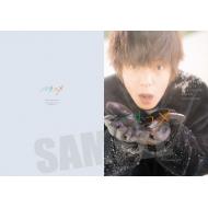 窪田正孝×写真家・齋藤陽道 フォトブック「マサユメ」クリアファイル 2枚1セット(Aセット)
