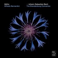 ブランデンブルク協奏曲全曲、管弦楽組曲第2番 アルフレード・ベルナルディーニ&ゼフィーロ(2CD)