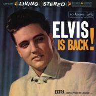 Elvis Is Back (高音質盤/45回転/2枚組/200グラム重量盤レコード/Analogue Productions)