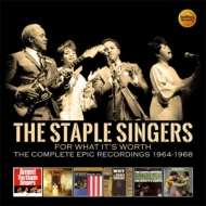 For What It's Worth: Comp Epic Recordings 1964-68 (3CD)