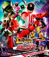 Kaitousentai Lupinranger Vs Keisatsusentai Patranger Blu-Ray Collection 3
