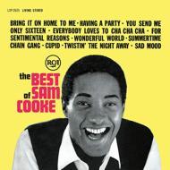 Best Of Sam Cooke (アナログレコード)