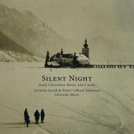 『きよしこの夜〜古いクリスマスのための音楽とキャロル』 アリアンナ・サヴァール、ペッテル・ウトランド・ヨハンセン、ヒルンド・マリス