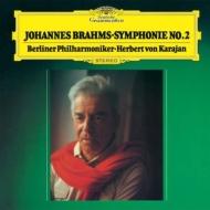 交響曲第2番、第3番 ヘルベルト・フォン・カラヤン&ベルリン・フィル(1977-78)(シングルレイヤー)