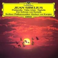 フィンランディア〜管弦楽作品集 ヘルベルト・フォン・カラヤン&ベルリン・フィル(1984)(シングルレイヤー)