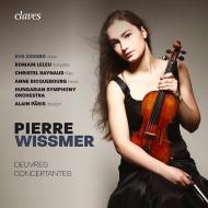 ヴァイオリン協奏曲第2番、トランペット協奏曲、他 エヴァ・ザヴァロ、ロマン・ルルー、アラン・パリス&ハンガリー放送響、他
