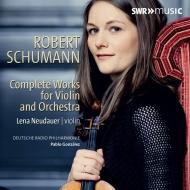 ヴァイオリンと管弦楽のための作品全集 レーナ・ノイダウアー、パブロ・ゴンサレス&ドイツ放送フィル