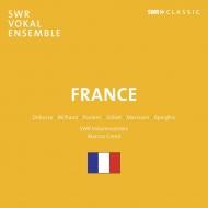 フランスの合唱作品集 マルクス・クリード&シュトゥットガルト声楽アンサンブル