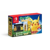Nintendo Switch同梱 ポケモン Let's Go!ピカチュウ Mb Plusセット