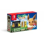 Nintendo Switch同梱 ポケモン Let's Go!イーブイ Mb Plusセット