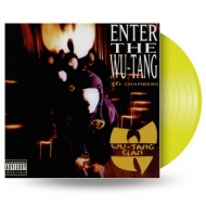 Enter The Wu-Tang Clan (36 Chambers)(カラーヴァイナル仕様/アナログレコード)