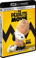 I LOVE スヌーピー THE PEANUTS MOVIE <4K ULTRA HD + 3D + 2Dブルーレイ/3枚組>