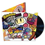 スーパーボンバーマン R Super Bomberman R サウンドトラック (アナログレコード/Sumthing Else)