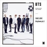 FAKE LOVE/Airplane pt.2 【初回限定盤B】 (+DVD)