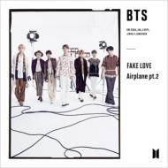 FAKE LOVE/Airplane pt.2 【初回限定盤C】 (+フォトブックレット)
