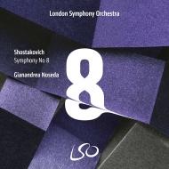 交響曲第8番 ジャナンドレア・ノセダ&ロンドン交響楽団