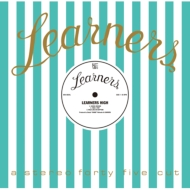 LEARNERS HIGH 【1,000枚限定プレス】(45回転/10インチアナログレコード)