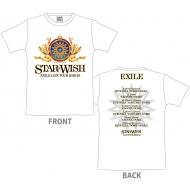 ツアーTシャツWHITE Sサイズ STAR OF WISH