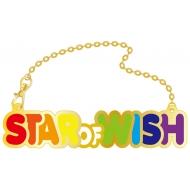 バッグチャーム STAR OF WISH