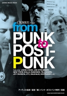 CROSSBEAT Presents from PUNK to POST-PUNK シンコーミュージックムック