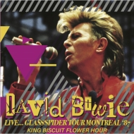 Live...glass Spider Tour Montreal '87 King Biscuit Flower Hour (2CD)
