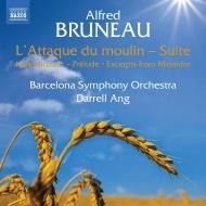 『風車への突撃』組曲、『メスィドール』前奏曲、他 ダレル・アン&バルセロナ交響楽団