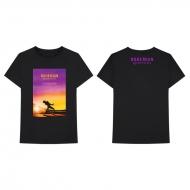Sunset Bohemian Rhapsody Movie T-shirt Black XL(※2019年4月上旬入荷分)