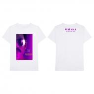 Bohemian Rhapsody Movie T-shirt White XL(※2019年4月上旬入荷分)