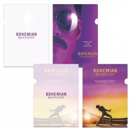 Bohemian Rhapsody Plastic Folder Set(※2019年4月上旬入荷分)