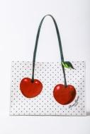 RoseMarie seoir Cherry Shopper Bag Book