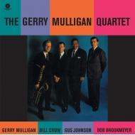 Gerry Mulligan Quartet (180グラム重量盤レコード/waxtime500)