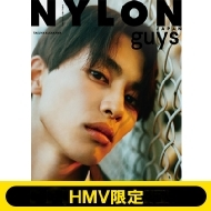 NYLON guys JAPAN TAKUYA STYLE BOOK HMV&BOOKS限定版