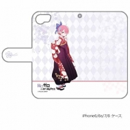 手帳型スマホケース(ラム / 袴)iPhone6&7&8兼用