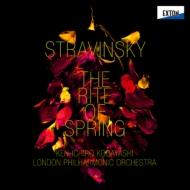 バレエ音楽「春の祭典」(1947年版):小林研一郎 指揮&ロンドン・フィルハーモニー管弦楽団 (180グラム重量盤レコード/EXTON)