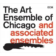 Art Ensemble Of Chicago And Associated Ensembles (21CD)