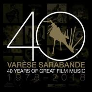 Varese Sarabande: 40 Years Of Great Film