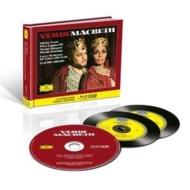 『マクベス』全曲 クラウディオ・アバド&スカラ座、ピエロ・カプッチッリ、シャーリー・ヴァーレット、他(1976 ステレオ)(2CD+ブルーレイ・オーディオ)