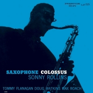 Saxophone Colossus (Mqa / Uhqcd)
